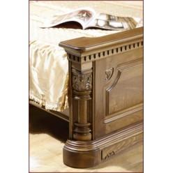 Классическая кровать в спальню Кристина (CRISTINA) от Симекс