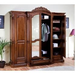 Шкаф четырехдверный в спальню Кристина (CRISTINA) Симекс