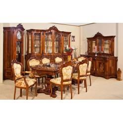 Стол со стульями  в гостиную Мара Белла