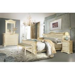 Кровать классическая в спальню Мария Ардудана