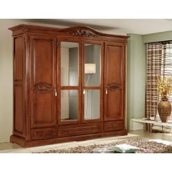 Шкаф трехдверный в спальню Мария Ардудана