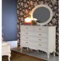 Комод с зеркалом в мебельный гарнитур Маттео Мобекс