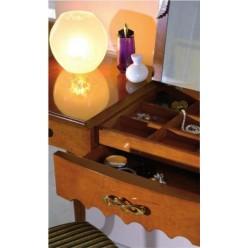 Стол туалетный с зеркалом с спальный гарнитур Маттео