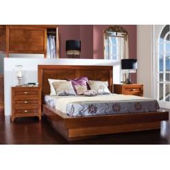 Кровать в спальный гарнитур Монако