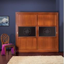Шкаф-купе в спальню Олд Неви