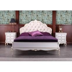 Кровать классическая в спальный гарнитур Палермо