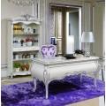 Белый мебельный гарнитур для кабинета Принцесса Румыния