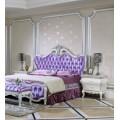 Белая классическая спальня Принцесса в стиле барокко Румыния