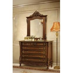 Комод с зеркалом в спальню Регал