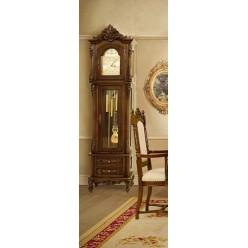 Часы напольные в гостиную Регал
