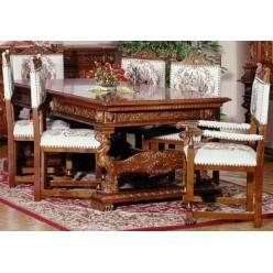 Стол раскладной в гостиную Итальянский Ренессанс от Мобекс