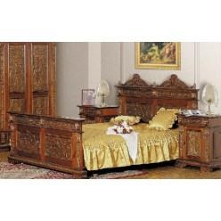 Кровать резная в стиле Итальянский ренессанс от Mobex
