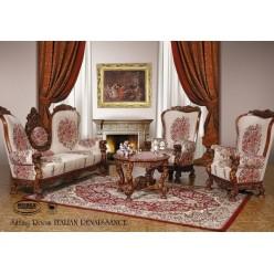 Мягкая мебель в холл Итальянский Ренессанс от Мобекс