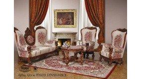 Классическая мягкая мебель Итальянский Ренессанс