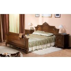 Кровать 1600 в спальный гарнитур Роял (Royal) Симекс