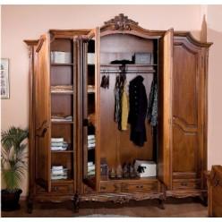 Шкаф четырехдверный в спальню Роял (Royal)