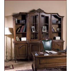 Книжный шкаф в кабинет Роял (Royal)