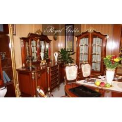 Двухдверная витрина в коллекцию Роял (Royal)