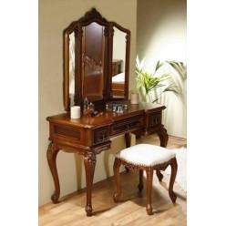 Стол туалетный с зеркалом в спальный гарнитур Роял (Royal)