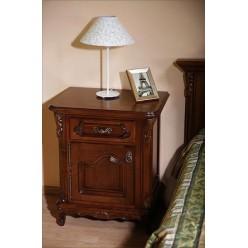 Тумбочка прикроватная в спальный гарнитур Роял (Royal)