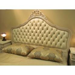 Кровать с обитым изголовьем в спальню Тинторетто