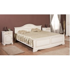 Кровать в спальный гарнитур Валентина (Valentina)