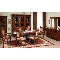 Стол прямоугольный раскладной в гостиную Венеция Люкс (Venetia Lux)