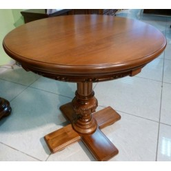 Стол круглый в столовую Венеция Люкс (Venetia Lux)