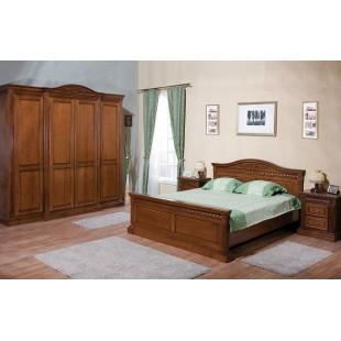 Кровать двухспальная в мебельный гарнитур Венеция